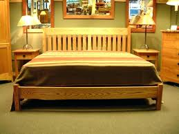 mission style bed frame plans mission style king bed white oak mission king bed with low mission style bed frame plans