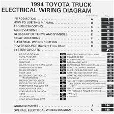 1994 toyota pickup wiring diagram wire center \u2022 94 Chevy Silverado Tail Light Wiring Diagram at 1994 Toyota Pickup Tail Light Wiring Diagram