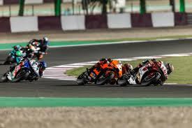 MotoGP Doha 2021 Risultati Prove Libere 1, cade Zarco Aprilia in testa con  Espargaro, male Rossi