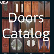 Tg Catalog Caoba Doors Catalog Caoba Doors