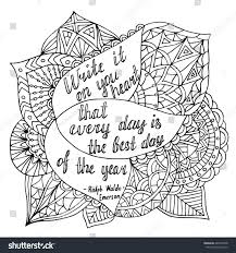 quote coloring pages. Unique Coloring Coloring Page With Motivational Quote For Adult Anti Stress  Page High Inside Quote Pages T