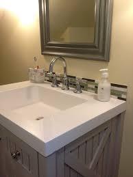 bathroom glass tile backsplash. 13 5 4 sink-backsplash-ideas-20-bathroom-handsome-furniture-for- bathroom glass tile backsplash o
