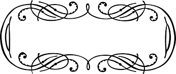 fancy frame border transparent. Border Frame Fancy. Download Vintage Calligraphy B Fancy Transparent