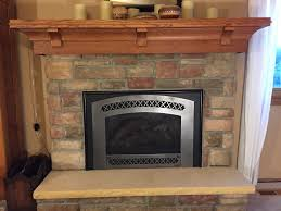 custom made custom quarter sawn red oak mantel craftsman style