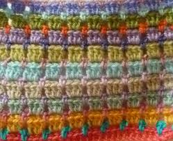 Block Stitch Crochet Pattern Cool Inspiration Ideas