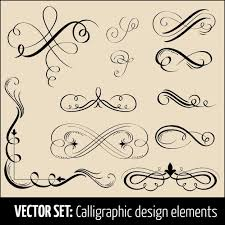 Another Word For Decorative Design Impressive Calligraphy Vectors Photos And PSD Files Free Download