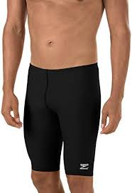 Baleaf Mens Splice Jammer Fashion Swimsuit Men Sports