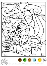 Coloriage Magique 192 Dessins Imprimer Et Colorier Page 12