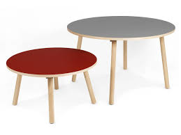 minimalist round children table design with multisize optionulticolor tabletop options for your kids bedroom