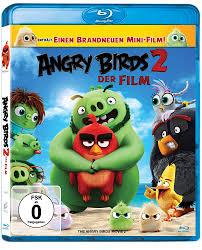 Angry Birds 2 - DER FILM [Blu-ray]: Amazon.de: Christoph Maria Herbst, Axel  Stein, Anke Engelke, Ralf Schmitz, THUROP VAN ORMAN, Christoph Maria  Herbst, Axel Stein: DVD & Blu-ray
