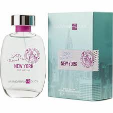 <b>Mandarina Duck Let's Travel</b> To New York by Mandarina Duck EDT ...