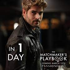 Passionflix - TOMORROW! The Matchmaker ...