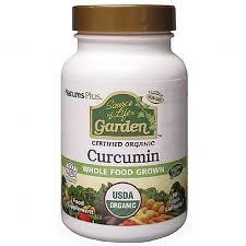 Nature's Plus <b>Source of Life Garden</b> Curcumin (30 caps) - Buy ...