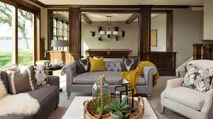 15 Fascinating Living Rooms With Grey Accent  Home Design LoverAccent Colors For Living Room