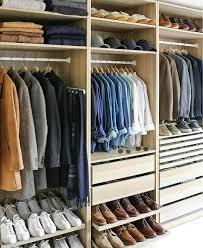 Perfect Closet Design Capsule Wardrobe For Men Ebook Closet Designs Bedroom