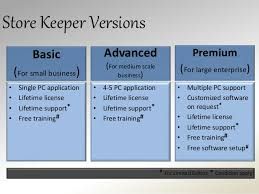 Store Keeper Erp Software A Retail Pos