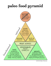 Is It Paleo Chart What Would A Paleo Food Pyramid Look Like