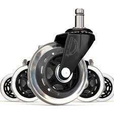 chair casters for hardwood floors. Wonder Wheels Office Chair Replacement Rubber Casters For Hardwood Floors And Carpet LIFELONG Warranty I