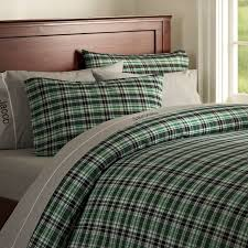 summit plaid duvet cover pillowcases pbteen