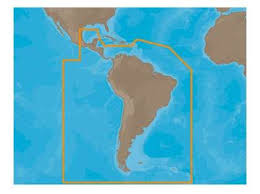 Cmap Charts C Map Max Electronic Marine Charts South America
