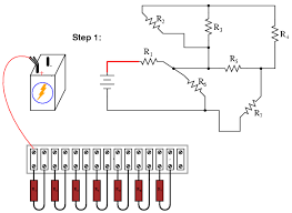 building series parallel resistor circuits series parallel over draw connecting lines in the schematic to indicate completion in the real circuit watch this sequence of illustrations as each individual wire is