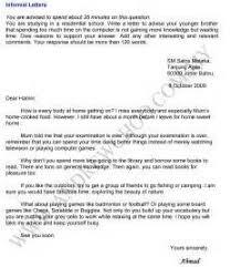 sample essay pmr informal letter general english essays english  example of formal letter essay upsr huanyii for letter format