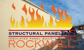 rockwall fire rated wall panels