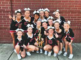 Cedartown Middle School cheer team takes second at Pepperell competition    Local   northwestgeorgianews.com