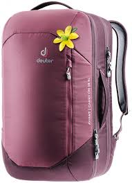Рюкзак для путешествий <b>женский</b> Deuter Aviant <b>Carry On</b> 28 SL