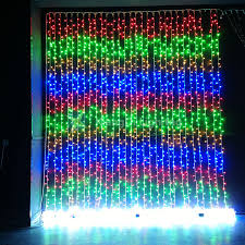 china outdoor decoration led waterfall curtain lights china outdoor decoratibe curtain light led waterfall lgith