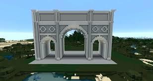 minecraft wall designs. Minecraft Wall Designs Medieval Castle