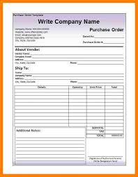 Free Purchase Order Template Excel 7 Free Purchase Order Form Template Excel Reptile Shop