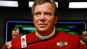 Dann doch - Captain Kirk ist im ...