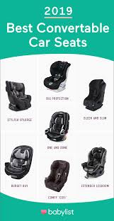 Car Seat Comparison Chart 8 Best Convertible Car Seats Of 2019