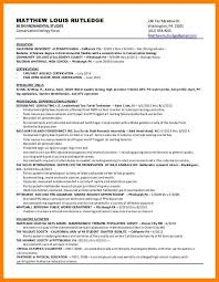 Coursework On Resume Fascinating 48 Related Coursework Resume Paystub Confirmation