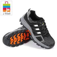 J Mall Fashion <b>Low</b>-<b>Cut</b> Steel Toe Cap Work Safety Shoes ...