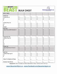 p90x workout sheets inspirational p90x workout sheets pdf fresh 50 elegant p90x workout log sheets