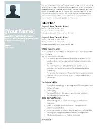 Resume Portfolio Samples Cover Page Resume Example Interesting ...