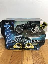 tron legacy deluxe light cycle sam