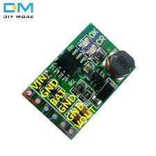 12v 2in1 lithium battery charger discharger boost board dc dc converter step up module 3 7v 5v to 12vdc for ip ptz ups