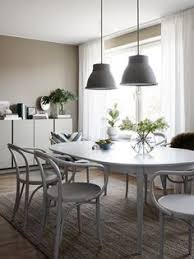 dining room gray furniture scandinavian interior home decor art photography