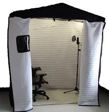 it works great it soaks up room sound on all sides leaving your vocals nice and dry plus it can be torn down and built back up making it much easier to