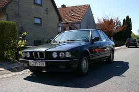 BMW Convertible 1990 bmw 750 : 1990 BMW 7 SERIES - Image #10