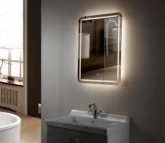 bathroom vanities mirrors and lighting. Bathroom Vanity Mirror New Backlit Mirrors Light Blue Wall Paint Round Green Vanities And Lighting .