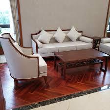 Image Decor Shanghai Hotel Project New Chinese Style Furniture Custom Club New Chinese Style Solid Wood Sofa Combination Yiwugocom Supply Shanghai Hotel Project New Chinese Style Furniture Custom