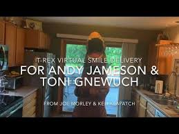 Smile Delivery for Toni Gnewuch & Andy - Going Above & Beyond - YouTube