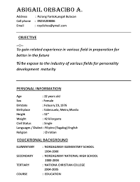 Impactful Professional Food Restaurant Resume Examples Resources  MyPerfectResume Okurgezer co