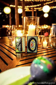 mexican tile table numbers sunhorse weddings on isla mexico photo by cecilia