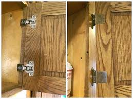 kitchen cabinets hinges replacement s cabinet door hinge fix stripped holes