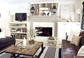 Custom Great Rooms & Designer Country Living Rooms In San Antonio TX shabby- chic-